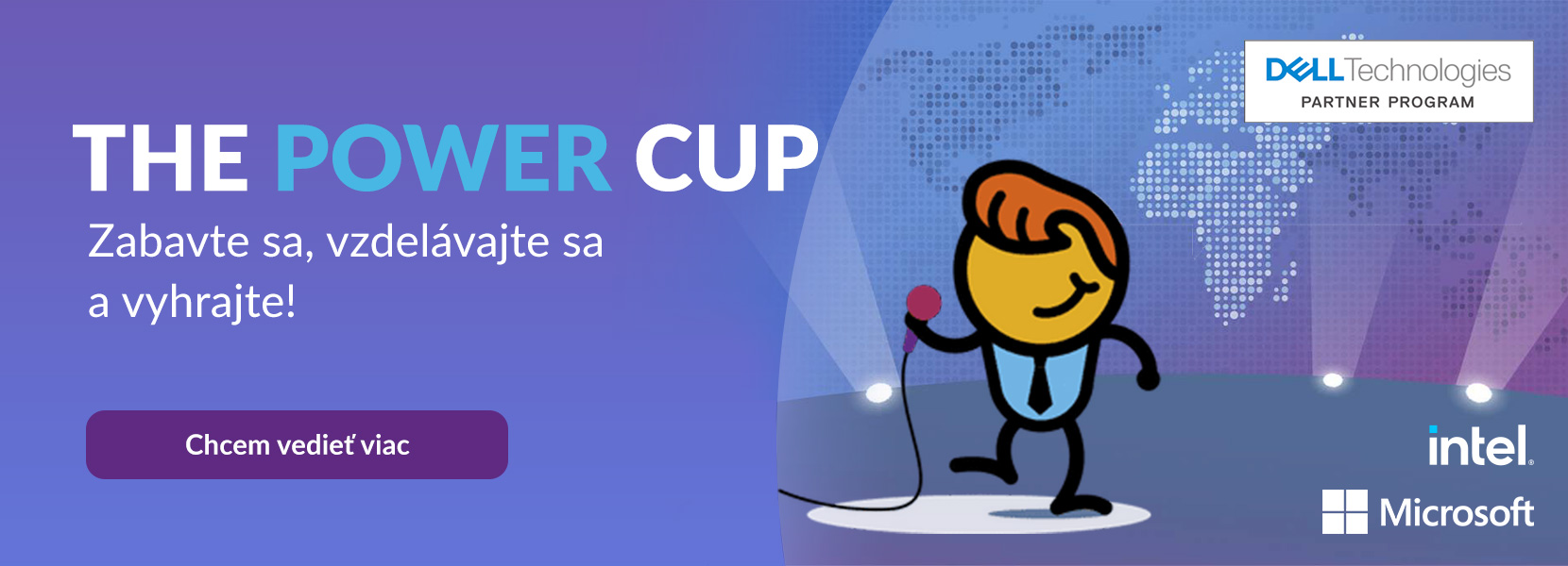 Dell Technologies | THE POWER CUP