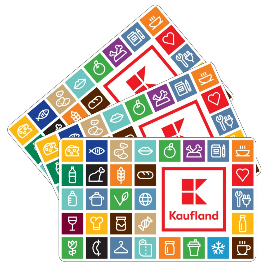 Kaufland poukážka